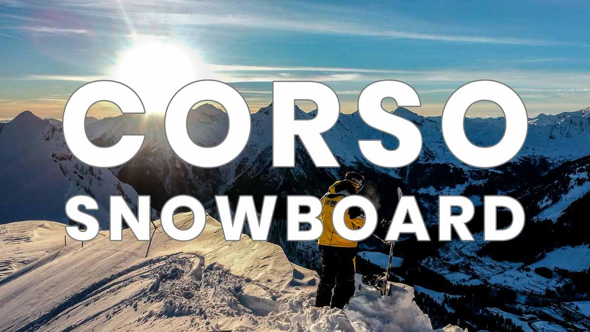 corso snowboard foppolo